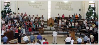 Конференция служителей музыки и пения