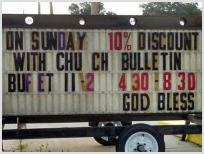 Атеисты хотят засудить христианина