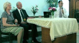 Новый президент Восточной конференции  Церкви Адвентистов седьмого дня в Украине