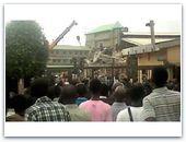 """В Нигерии рухнула """"Синагога, Церковь Всех Наций"""""""
