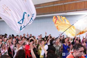 Большой молитвенный ретрит в Киеве