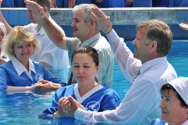 Евангельский праздник в Киеве