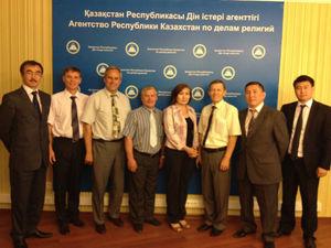 Перерегистрация церквей в Казахстане