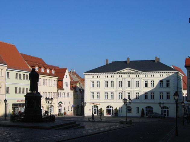 В городе названном в честь Мартина Лютера откроется архив реформатора