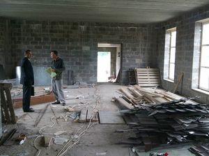 История церкви и строительства молитвенного дома