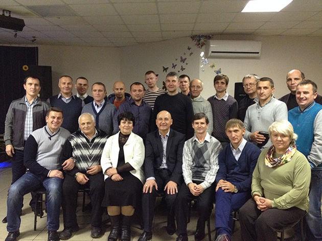 Региональный семинар на Алтае