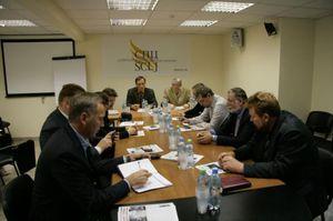 Круглый стол в Славянском правовом центре