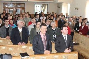 Миссионерские конгрессы в церквях Молдовы