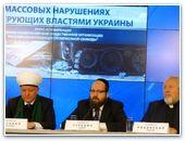 О притеснениях верующих на Украине