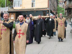 Разделение церкви ЕХБ в Грузии