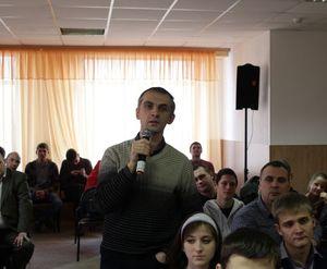 Конференция РС ЕХБ в Рязани