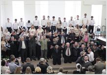 В Новокузнецке освятили дом молитвы