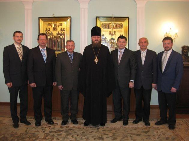 Состоялась встреча представителей РС ЕХБ и тамбовского архиерея РПЦ МП