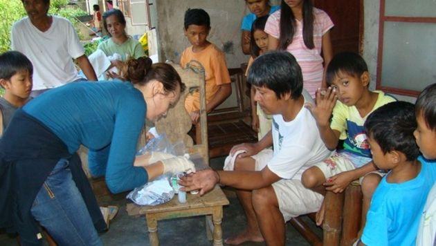 Новости филиппинской миссии