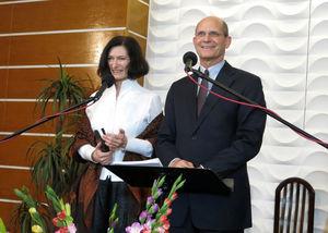 Визит президента Адвентистской церкви в Европу