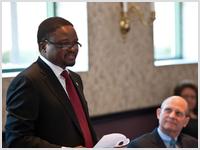 Посол Замбии в США выразил признательность Церкви адвентистов седьмого дня