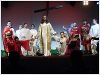 Завтра, открывается VI - ой международный христианский театральный фестиваль