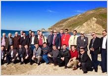 Встреча руководителей союзов ЕХБ в Лос-Анджелесе
