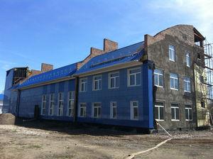 Новый храм в  Красноярске