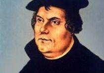 Лютер о законах Божьих и законах государства