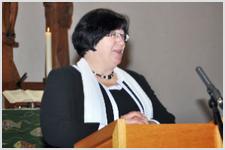 Интервью с новым президентом Европейского Женского Баптистского союза