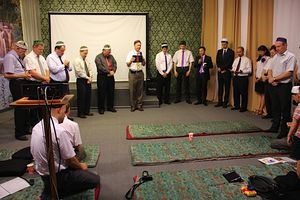 Радио Центральной Азии снова в эфире