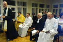 Открытие конференции «Живая традиция лютеранства:  500 лет в России»
