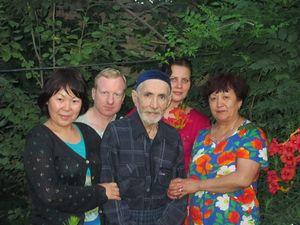Благотворительность церкви адвентистов в Киргизии