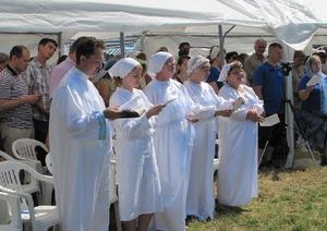 Совместное Крещение Евангельских церквей Германии и Чехии!