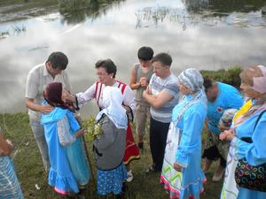 Плоды служения в Удмуртии