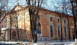 В Ярославле спасли кирху
