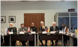 """Очередная встреча рабочей группы """"Церкви в Европе"""""""