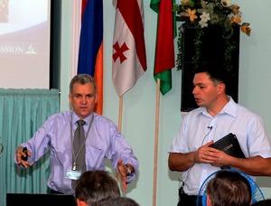 Международная научно-практическая богословская конференция в Тбилиси
