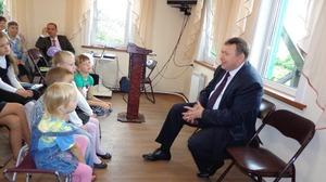 Посвящение молитвенных домов в Приморском крае