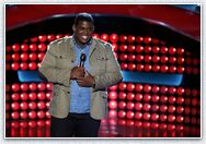 """The Voice 2015 Blind Audition - Blaze Johnson: """"How to Save a Life"""""""