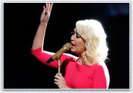"""The Voice 2015 Meghan Linsey - Top 6: """"Amazing Grace"""""""