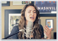 """Lauren Daigle """"How Can It Be"""" LIVE at K-LOVE"""