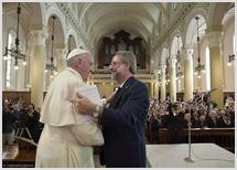Папа Римский попросил прощения у Вальденсианской церкви