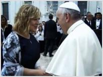 Протестантские лидеры поклонения выступили в Ватикане