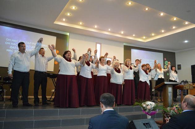 20-ть лет «Благодати» в Калуге