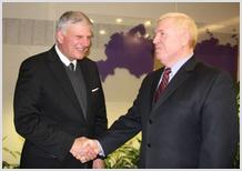 Председатель РС ЕХБ встретился с Франклином Грэмом