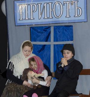 4-й рождественский фестиваль для детей