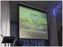 10-лет церкви «Христа Спасителя»