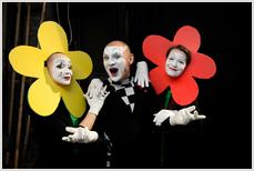 Пантомима - против наркотиков!