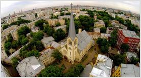 """Приглашение на экскурсию """"Москва Лютеранская"""""""