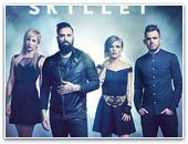 Skillet - Winter Jam 2015 Podcast