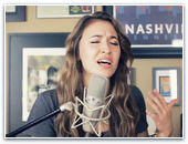 "Lauren Daigle ""How Can It Be"" LIVE at K-LOVE"