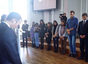 Христианский телеканал приглашает студентов