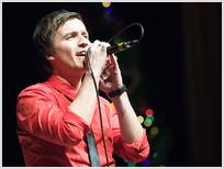 Украинский певец выступил в крупнейшей славянской церкви США