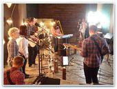 Moscow Worship Band - Тихая Ночь